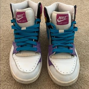 Nike Court Force sneakers